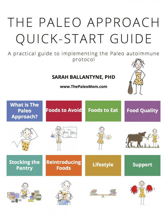 JPGThe Paleo Approach Quick-Start Guide cover
