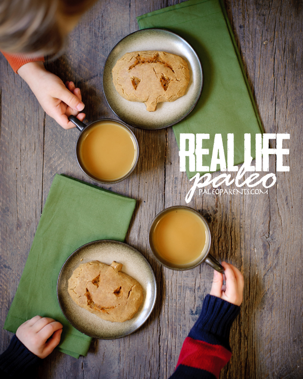Pumpkin Delight Cookies and Pumpkin Latte from Real Life Paleo by PaleoParents