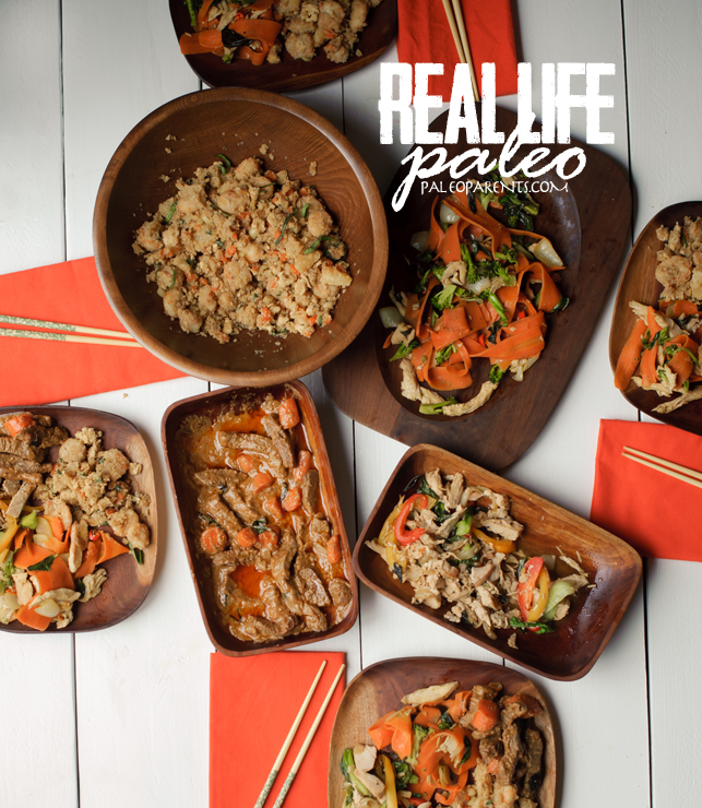 Thai Dinner from Real Life Paleo by PaleoParents