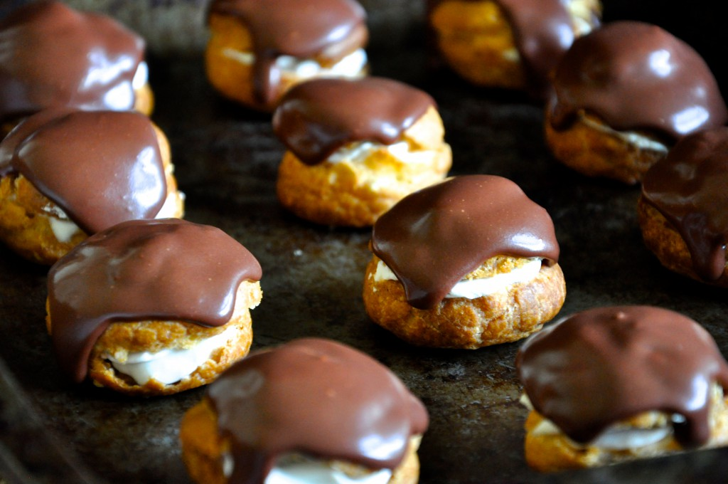 Guest Post: The Foodie Teen, Paleo Profiteroles