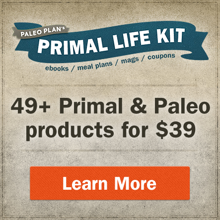 Primal Life Kit E-Book Bundle for $39 (valued at $1500!)