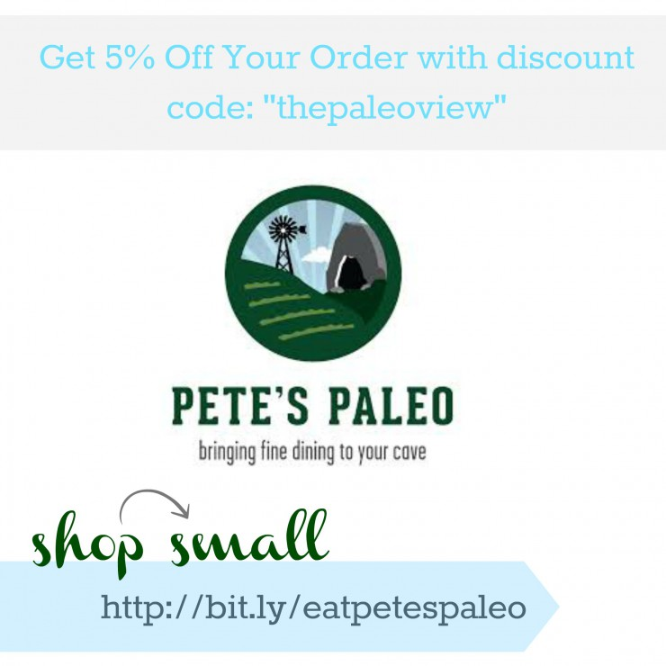 petes paleo coupon