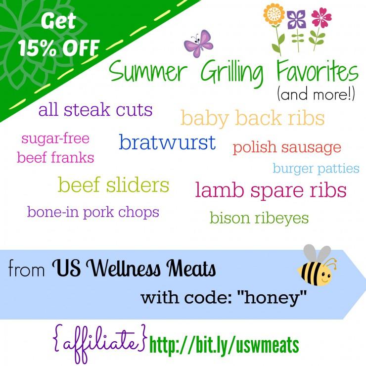 summer grilling favorites