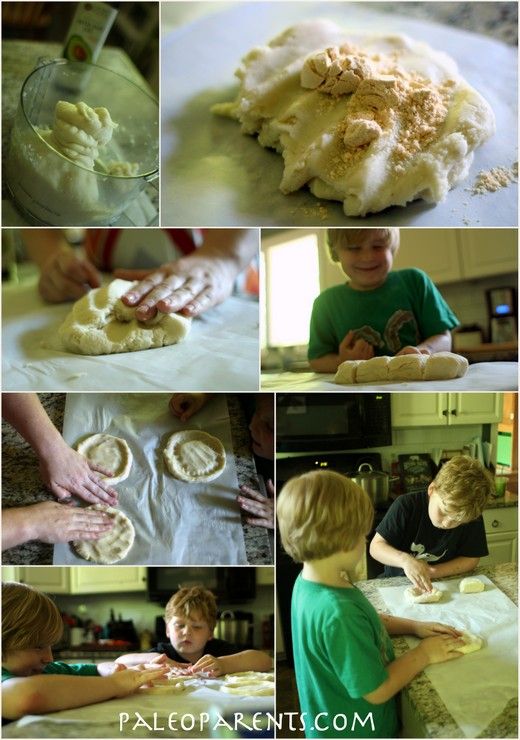 Yuca Dough for Fruit Pizzas on Paleo Parents