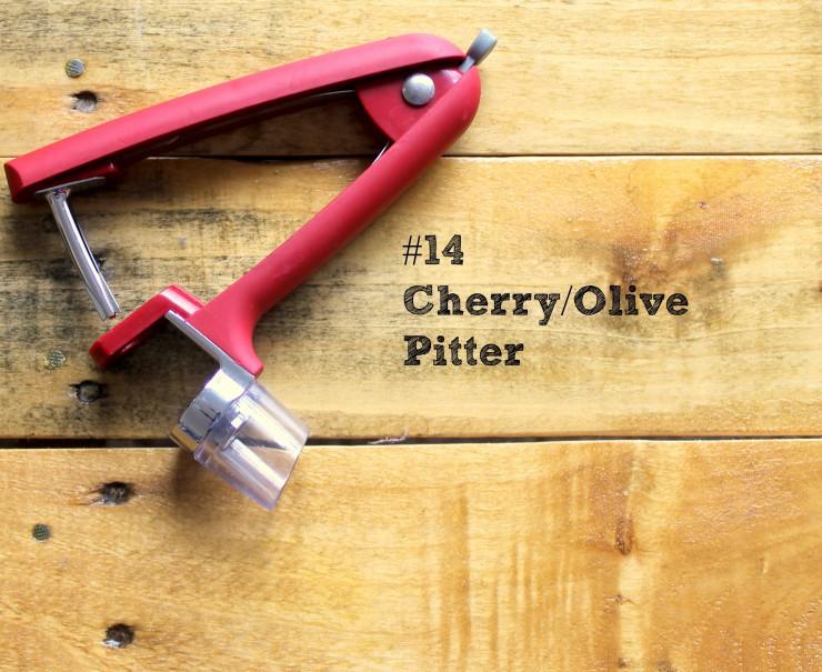 #14 Cherry Pitter