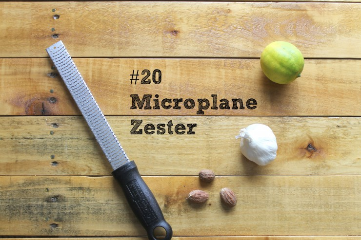 #20 Microplane Zester