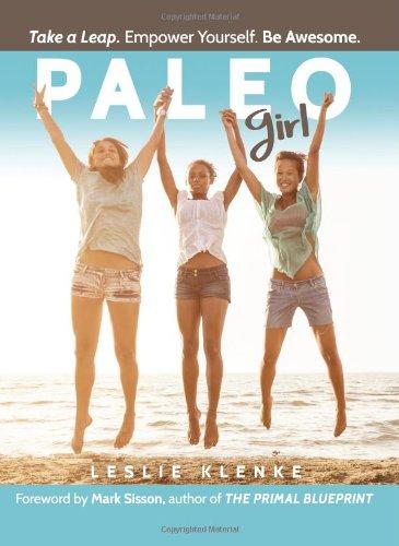 Paleo Girl Cover
