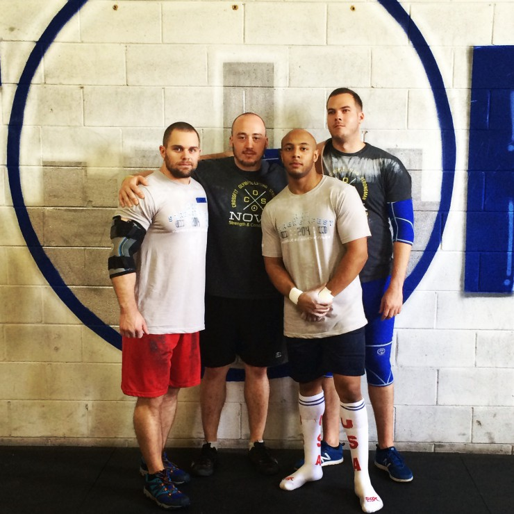 RVA Alpha Strongman with PaleoParents