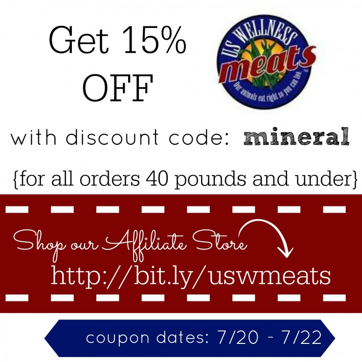 us wellness meats coupon mineral