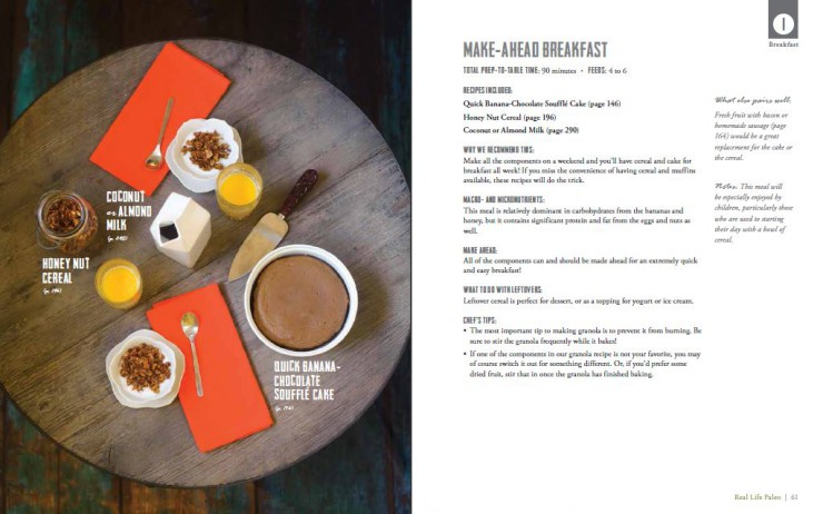 Phase 1 Make-Ahead Breakfast from Real Life Paleo by Paleo Parents
