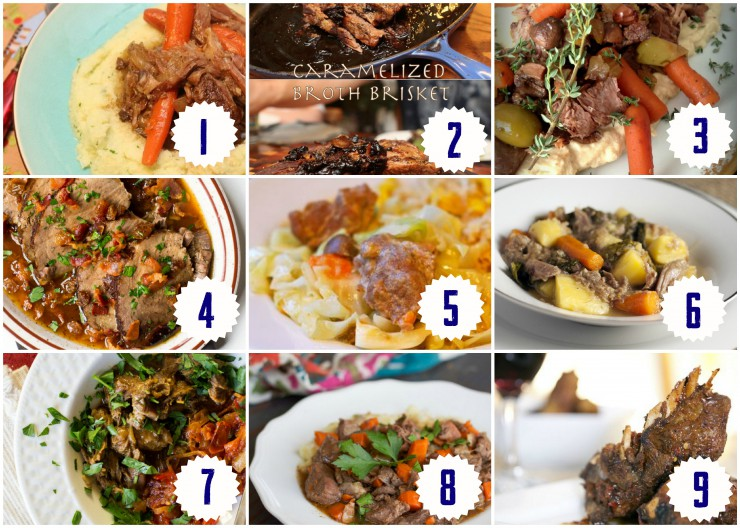 Healing Braised Ruminant Recipes on Paleo Parents