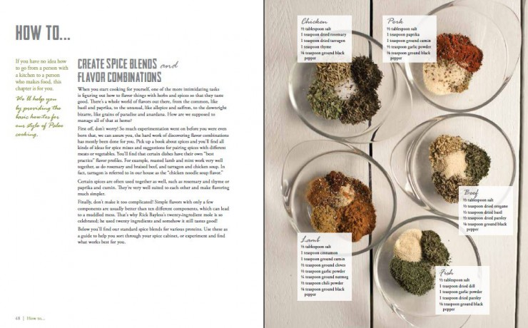 How To Spice Blends by Paleo Parents