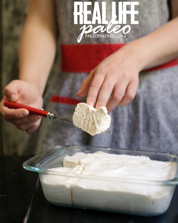 Marshmallows from Real Life Paleo by Paleo Parents