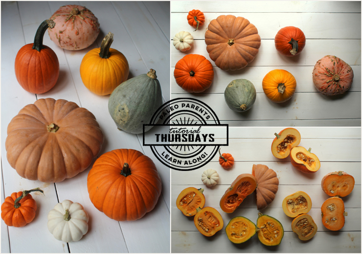 Pumpkins Tutorial Thursday by PaleoParents