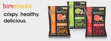 RLP Giveaway 1 - Bare Snacks
