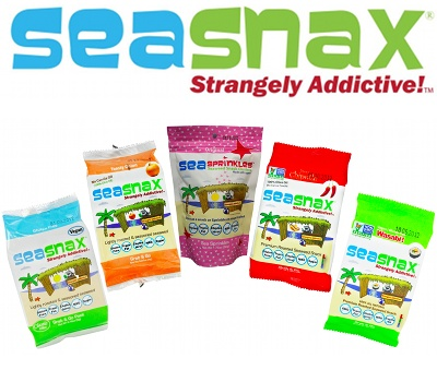 RLP Giveaway 1, Sea Snax