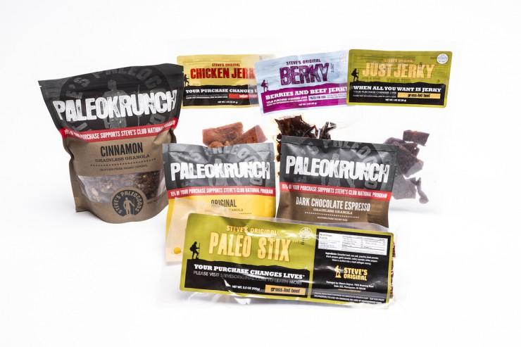 RLP Giveaway 1, Steve's Paleo Goods