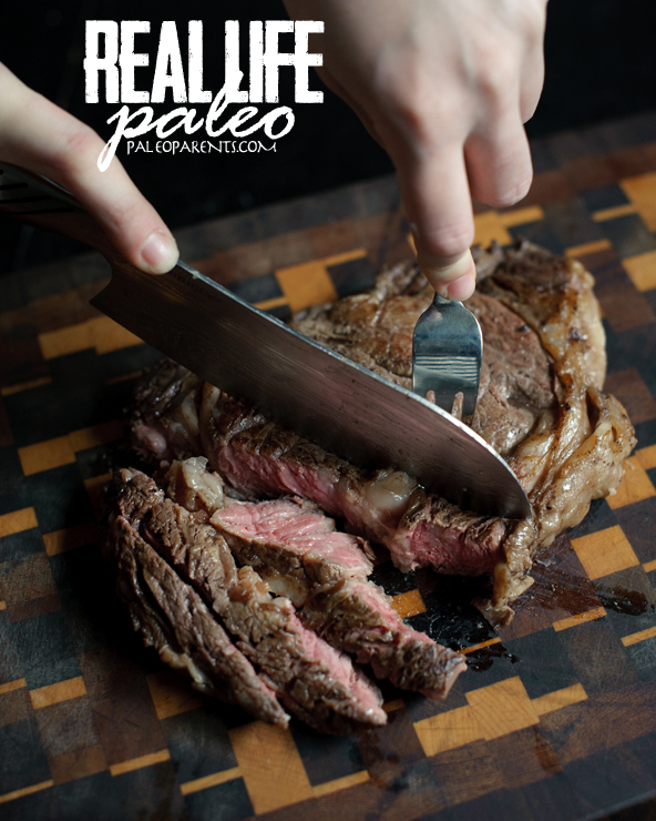 Restaurant Steak from Real Life Paleo by Paleo Parents