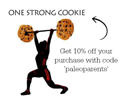 one strong cookie