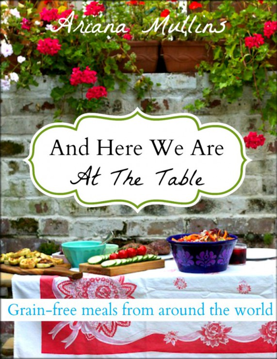 And Here We Are Cookbook