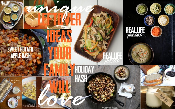 Holiday Leftovers Unique Ideas on Paleo Parents