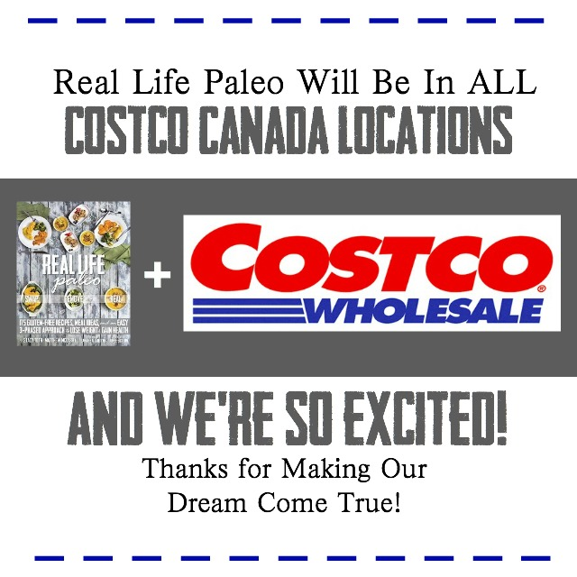 RLP will be in Costcos by Paleo Parents