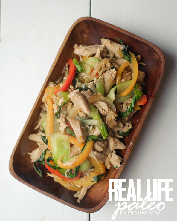 Turkey Thai Basil from Real Life Paleo by Paleo Parents