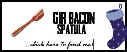 Gift Guide Bacon Spatula Pic, Paleo Parents 2014 Christmas