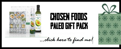Gift Guide Chosen Foods Pic, Paleo Parents 2014 Christmas