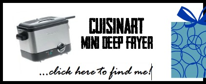 Gift Guide Cuisinart Depp Fryer Pic, Paleo Parents 2014 Christmas