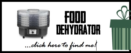 Gift Guide Food Dehydrator Pic, Paleo Parents 2014 Christmas