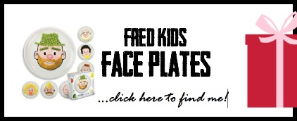 Gift Guide Fred Plates Pic, Paleo Parents 2014 Christmas