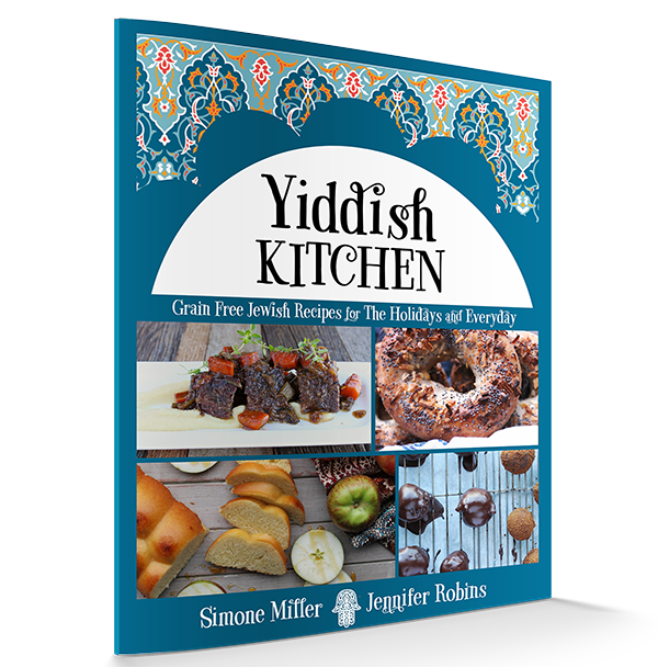 Hannukah Round Up on Paleo Parents, Yiddish Kitchen E-Book