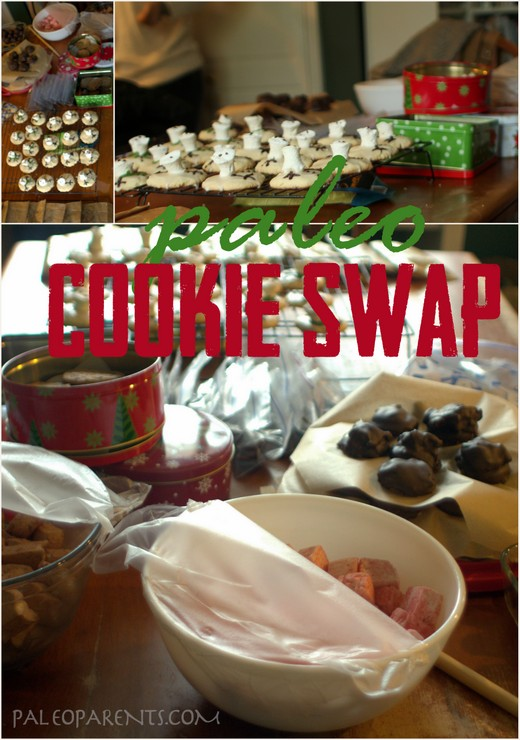 Paleo Cookie Swap on PaleoParents