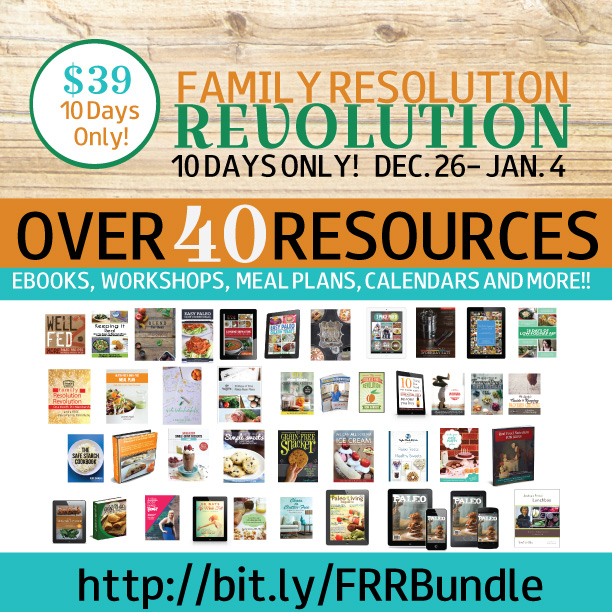 Announcing the Family Resolution Revolution Bundle