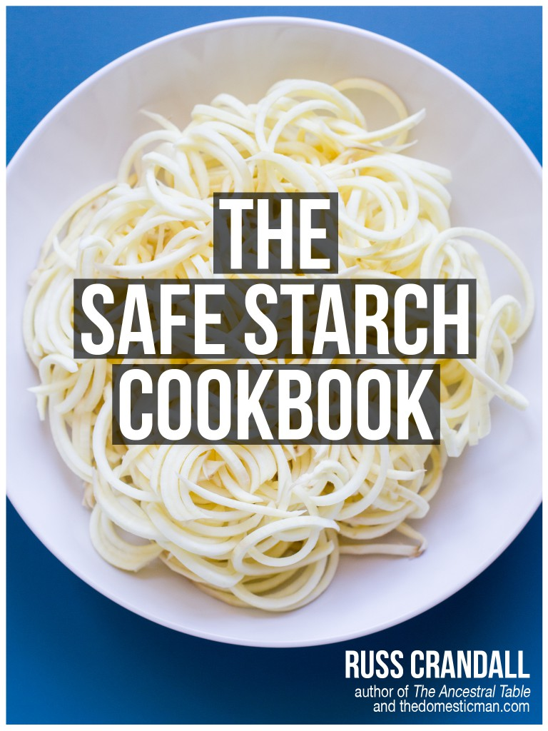 The Safe Starch Cookbook, a Family Resolution Revolution E-Bundle Exclusive