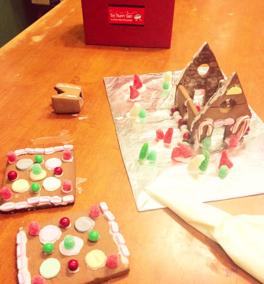 Instagram gluten free ginger bread house paleo parents