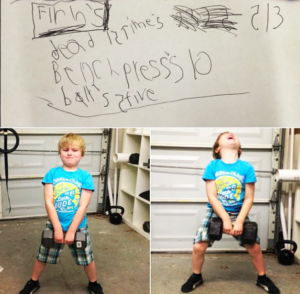 Fin Lifting Weights