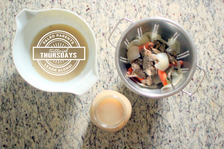 Tutorial All About Bone Broth by PaleoParents