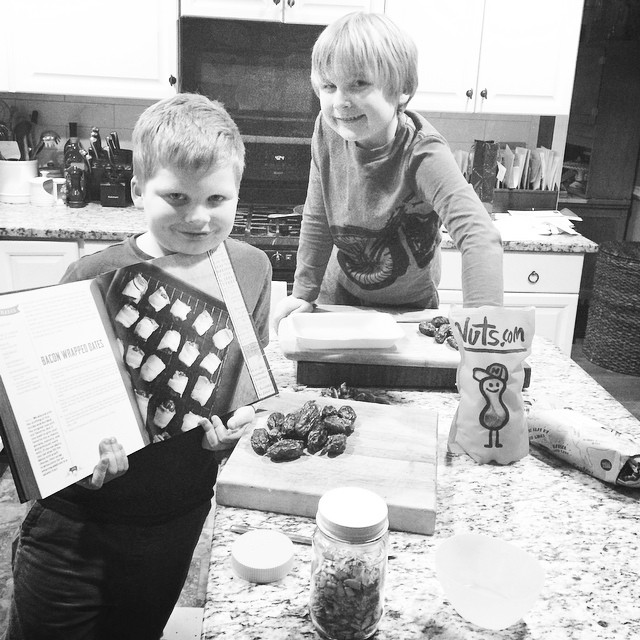 Boys in the Kitchen, Paleo Parents