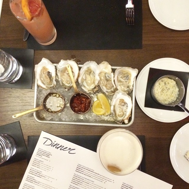 Anniversary oysters, Paleo Parents