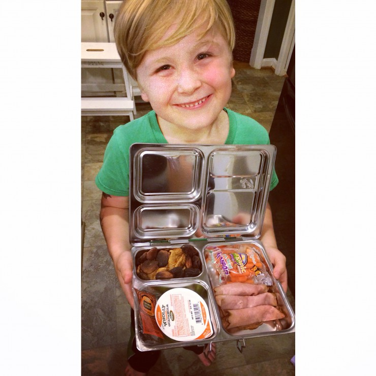 Finians lunch box on Paleo Parents