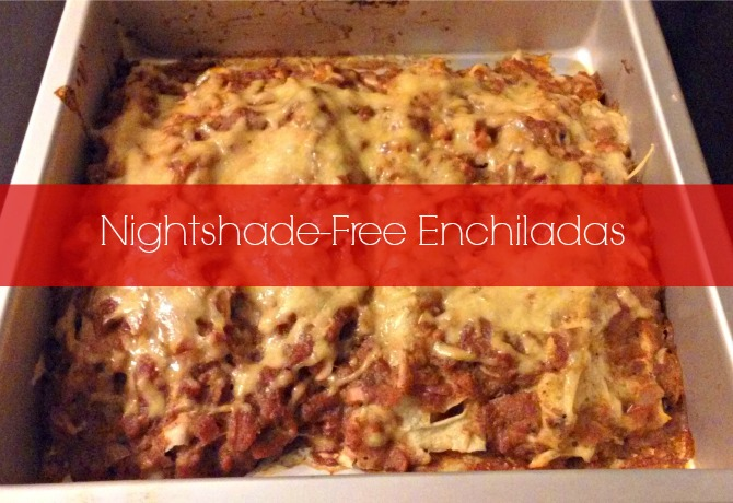 Nightshade Free Enchiladas, Paleo Parents Guest Post by How We Flourish