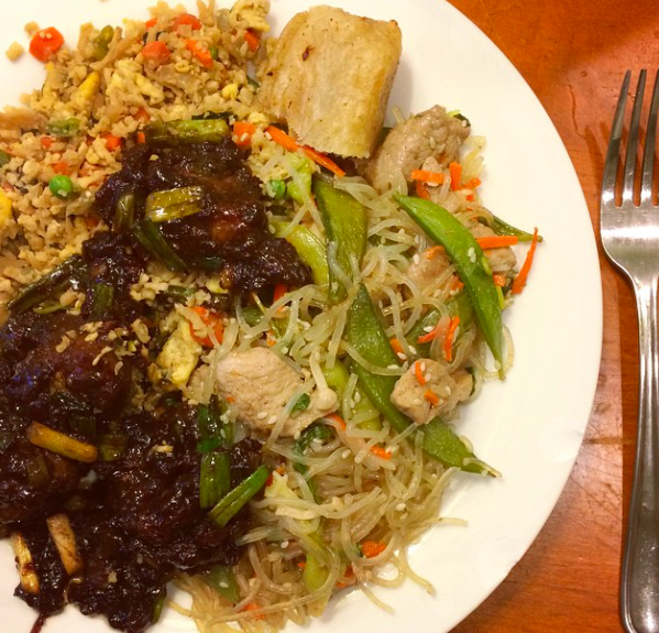 Asian Take out fake out leftovers, Paleo Parents