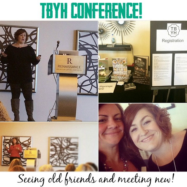 TPV Book Tour in Arlington, VA with Paleo Parents Collage