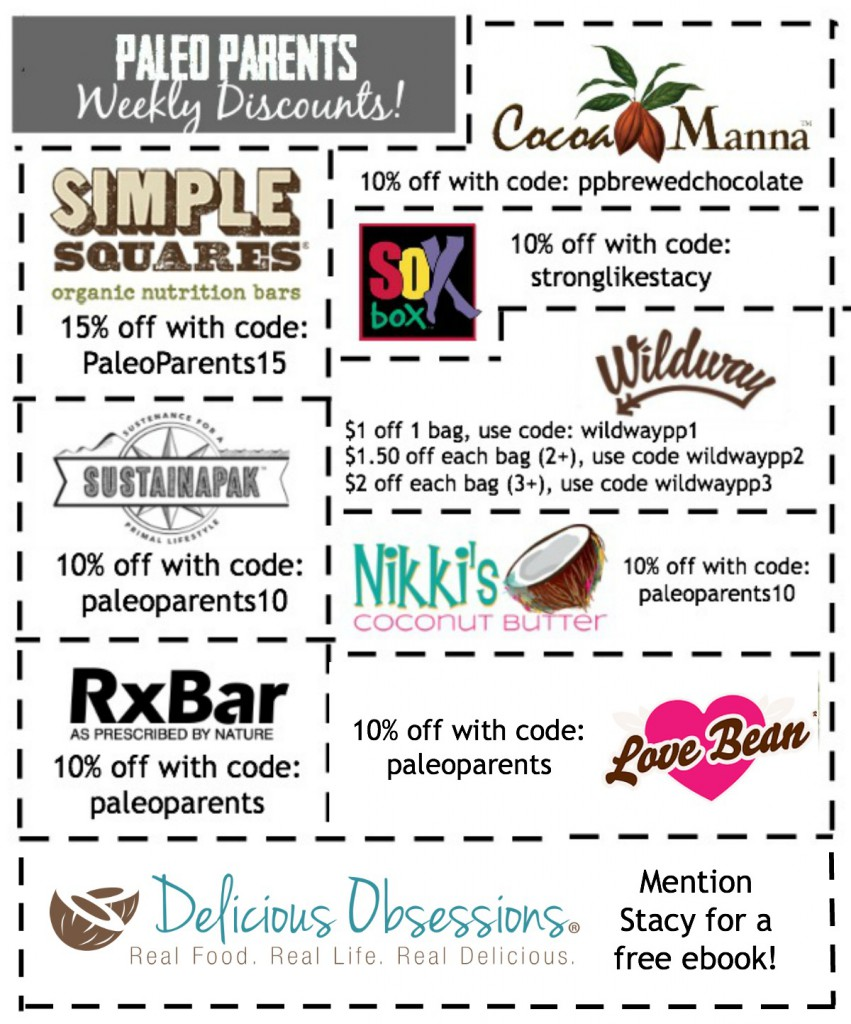 Weekly Coupons and Discounts 1.25