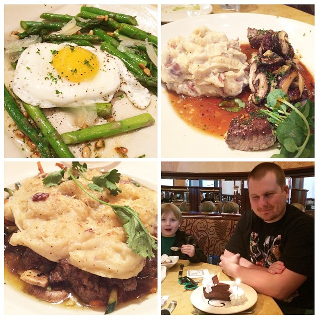 In this Weekend Wrap Up, 2/22: Stacy's EPIC FAIL And CRAZY Delicious Foods, The Paleo Parents Share Cheesecake Factory Gluten Free Menu, Paleo Parents