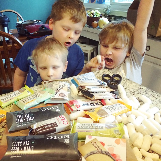 One Stop Paleo Shop Excitement, Paleo Parents