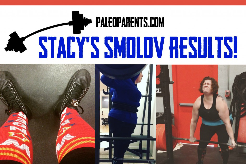 Stacy's Smolov Results