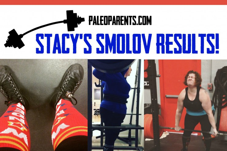 Stacy's Smolov Feature